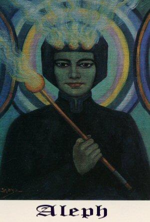 Aleph of the Brotherhood of Light